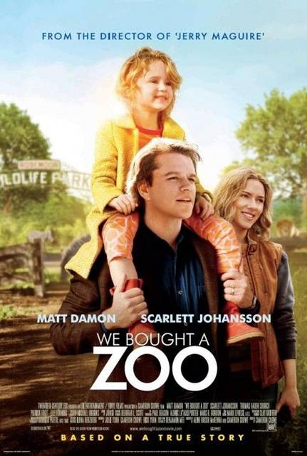 "Carl the Critic: Reviews ""We Bought a Zoo"" 