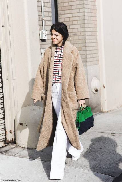 Pin by SOL on Coat | Pinterest | Leandra medine, Street styles and Street (49916)