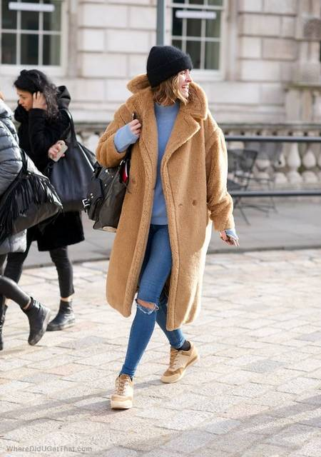 Must Have: Camel Coat & I like the shoes | Coat | Pinterest | Camel coat, Camels and Winter (49917)