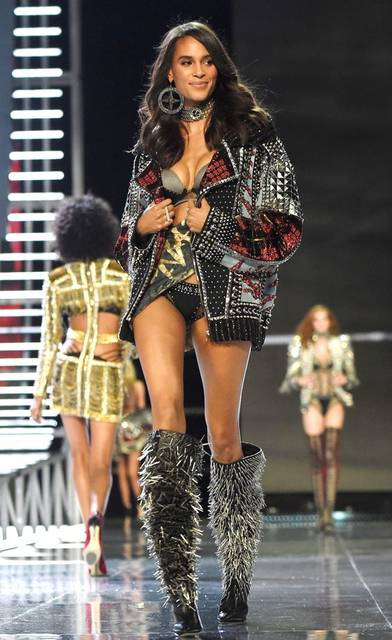 See Every Single Look from the 2017 Victoria's Secret Fashion Show | Balmain, Victoria secret fashion and Fashion weeks (50136)