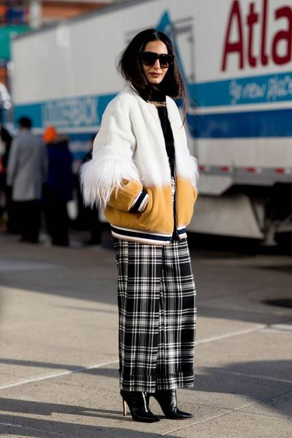 Street Style Nueva York | Ny fashion week, Street styles and Fashion news (50138)
