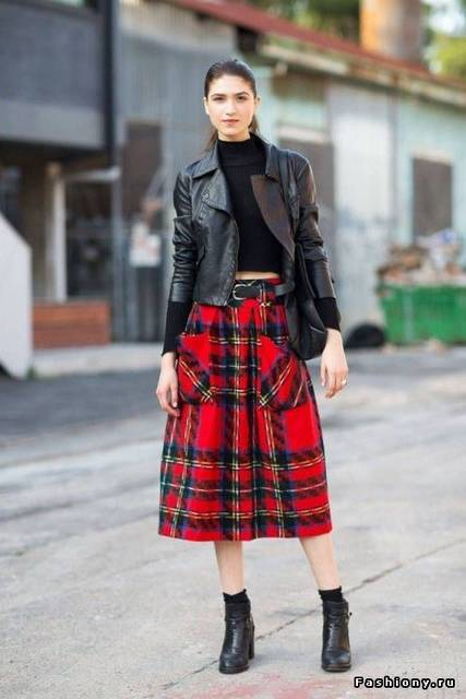 И снова о юбках... | The highlight | Pinterest | Chic chic, Street and Street styles (50140)