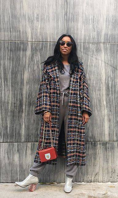 What to Wear This February: 28 #OOTD to Copy Now | Winter 2017, February and Street styles (50151)