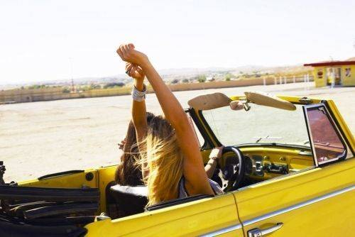 Roadtrip shared by ◦•geena•◦ on We Heart It (52852)
