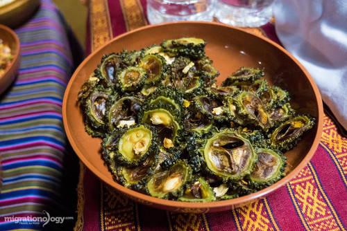 Bhutanese traditional food uploaded by @stuckinthevictorianera (57010)