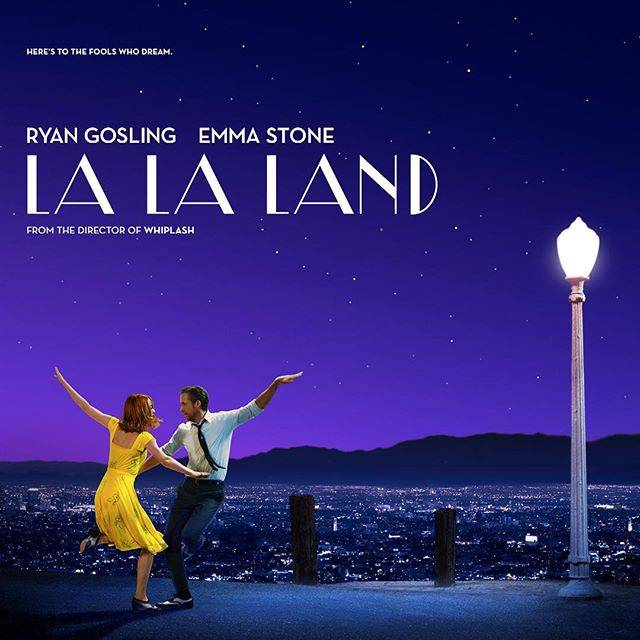 "La La Land on Instagram: ""#LaLaLandToday! In New York and Los Angeles theaters tonight, additional cities December 16. Reserve tickets now. Link in bio."" (52599)"