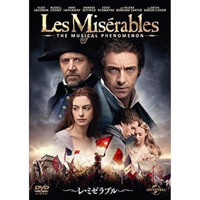 "Cinephile.R on Instagram: ""レ・ミゼラブル/Les Misérables (2012) 2回目の鑑賞。 エポニーヌの自己犠牲の愛が、""オペラ座の怪人""のファントムの姿と重なって見えた。泣ける泣ける。 お気に入りソングはOn my own とA heart full of love…"" (52616)"