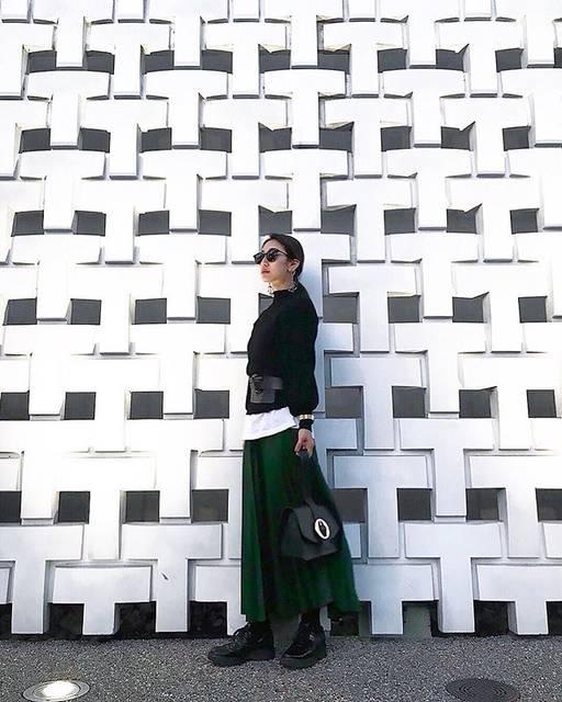 """Hedy (エディ) on Instagram: """".Hedy クリエイティブディレクター @icumioohama 着用商品→FLYNN CARLETON.#hedy_japan #director #flynn #carleton"""" (52839)"""