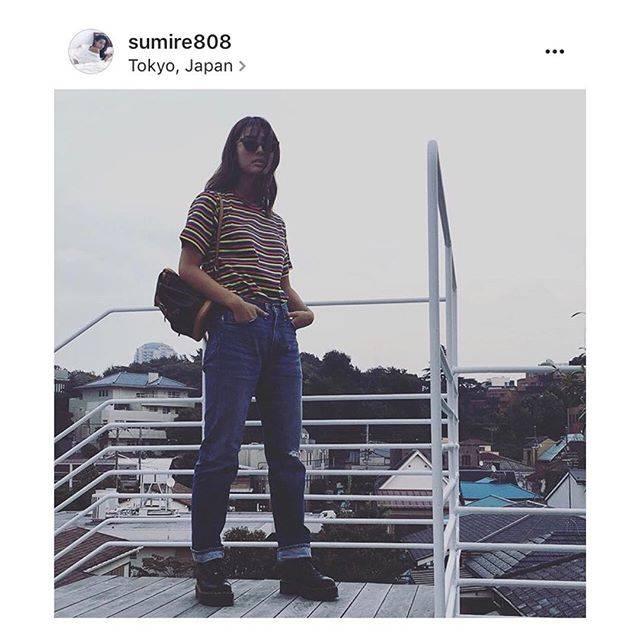"""Hedy (エディ) on Instagram: """"女優、モデル兼シンガーとして大活躍されているSumireさんがLouis Vuitton モノグラムライン モンスリをご購入くださいました!  Sumireさん @sumire808 、ありがとうござます♡  #hedy_japan #vintage #louisvuitton…"""" (52889)"""