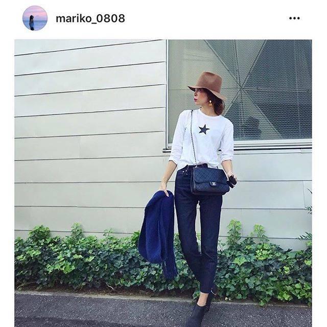 """Hedy (エディ) on Instagram: """"インスタグラマーとして大活躍されているMARIKOさんがCHANELチェーンバッグをご愛用くださっています!MARIKOさん @mariko_0808 、ありがとうござます♡#hedy_japan #chanel #vintage"""" (52894)"""