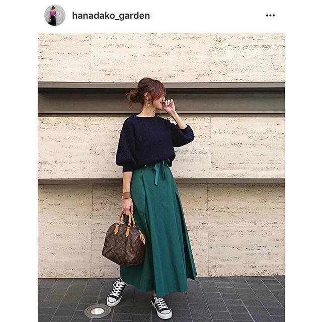 """Hedy (エディ) on Instagram: """"インスタグラマーとして大活躍されているJUNKOさんがHedy展示会にてご購入くださったLouis Vuitton モノグラム スピーディをご愛用くださっています!  JUNKOさん @hanadako_garden 、ありがとうござます♡  #hedy_japan…"""" (52896)"""