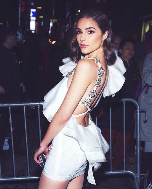 "Olivia Culpo on Instagram: ""Still so in love with this look from @si_swimsuit launch ✨❤️"" (54149)"