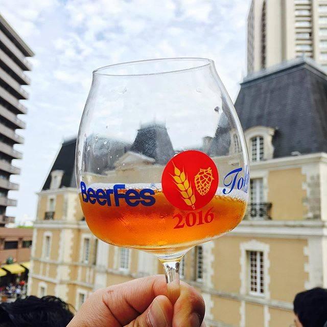 shingoさんはInstagramを利用しています:「フルーツビール、ホワイトビールをメインに、様々なクラフトビールを試飲してきました。自分の好きなビールが見えてきたような…ビールの世界が奥深くて更に迷宮入りしたような…感じです。フランスのホワイトビール「クローネンブルグ・ブラン」がめっちゃ美味しかった!ビアフェス最高( ^ ^…」 (54435)