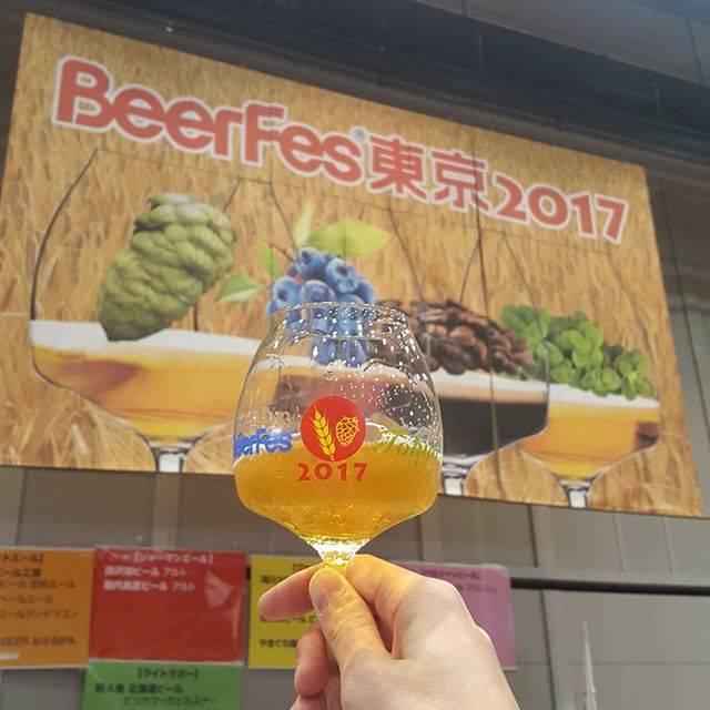 moriさんはInstagramを利用しています:「ビアフェス東京!!#beerfestokyo#beerfes#craftbeer#ビアフェス東京#ビアフェス#一年ぶりの恵比寿#このイベントでしか来ない#greatjapanbeerfestival」 (54436)