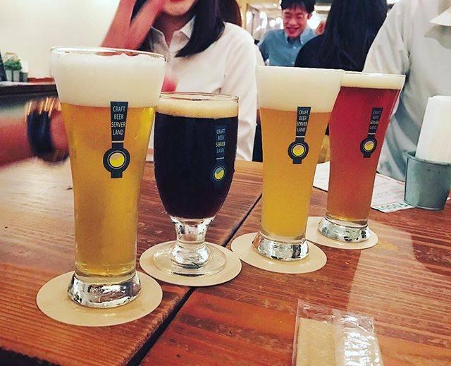 Aomi Madeline Linda SatoさんはInstagramを利用しています:「FEL組でクラフトビアサーバーランド🍻✨ 爆喋りしてバカ楽しかった😆😆 #beer #kagurazaka #craftbeerserverland #craftbeer #awesome #great #good #instadaily #instagood…」 (54991)