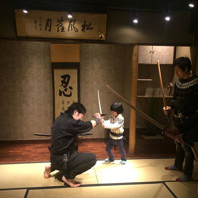 @yuki_k64 - Instagram:「#忍者屋敷  #ninja」 (55026)