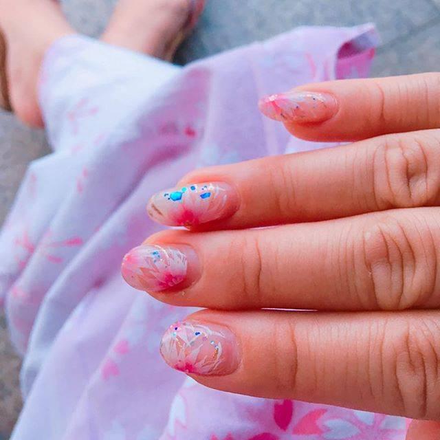 Beauty Salon MalissaさんはInstagramを利用しています:「先月、夏休みとして行ってきた城崎温泉♨️ たまたま借りた浴衣とネイルがお揃い💓でした😄  明日3日、予約の空きあります(^^) #beautysalonmalissa  #倉敷ネイル #倉敷ネイルサロン #倉敷駅近サロン #城崎温泉  #外湯めぐり #浴衣ネイル…」 (55126)