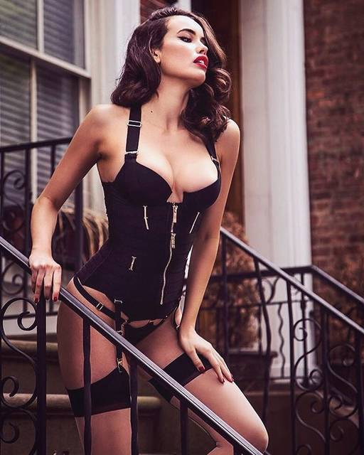 "Sarah Stephens on Instagram: ""The Blair set is available now @honeybirdette #shapewear you won't want to cover up 😉"" (57824)"