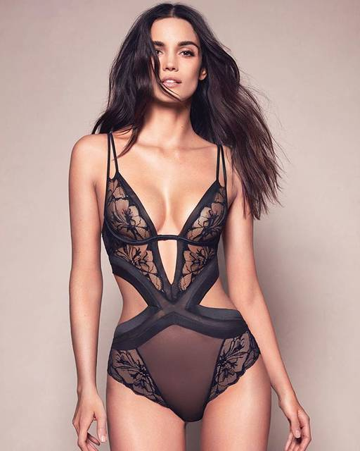"SOFIA RESING on Instagram: ""New LA PERLA Pre Fall 17 @laperlalingerie ♠️®✨"" (57935)"