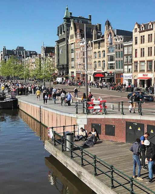 Johanna HelenaさんはInstagramを利用しています:「#amsterdamview #amsterdamlife #amsterdam #streetscene #architecture #streetphotography #spring#iamsterdam #iamatamsterdam…」 (58157)