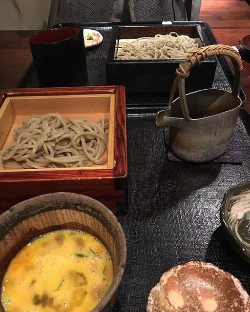 "Yumi Toyooka on Instagram: ""親友と遅めの厄除けの後に、景気付けに大好きなお蕎麦を!#明治神宮 #厄除け #玉笑 #奇遇すぎる再会にビックリ!"" (58393)"