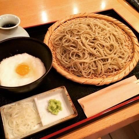 "kakumoto yuri on Instagram: ""#手打蕎麦松永 #神宮前 #蕎麦 #とろろ蕎麦 #soba #japan"" (58395)"