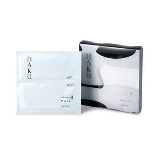 Amazon   資生堂 ハク メラノフォーカスEX マスク(医薬部外品)《30ml×6包》   フェイスパック 通販 (11005)