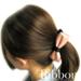 便利なヘアアレンジグッズ・バナナクリップで手軽にまとめ髪