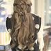 へアアクセを使わない!髪の毛で髪の毛を結ぶノットヘアアレンジ♪