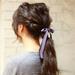 色気とこなれ感のある大人のまとめ髪『NYポニー』スタイル