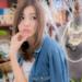 2016年トレンドヘア☆センターパート前髪のヘアスタイル