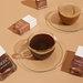《ネイルズインク》でカフェ気分♡コーヒーの香りがする【ブラウンカラーコレクション】が早くもヒット中!