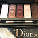 Dior(ディオール)から登場!ポーチと一体となったクリスマスアイシャドウパレットにブラシセット♡【クリスマスシーズン限定】