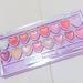 【海外コスメ】BeautyTreats(ビューティートリッツ)のハート型が可愛い《リップパレット》をご紹介!