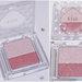 キス デュアルアイズSの07 赤ピンクで春のアイメイク♡まばゆい2色セットアイシャドウをレビュー!