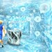 ミネラルたっぷりの湧き水から生まれたロクシタンの新スキンケアシリーズ《アクアレオティエ》発売!渋谷店がまるで水の中のにいるような装いに?!
