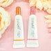 SUGAO(スガオ)のスフレ感アイカラーは目元にふんわり透明感が出せる♡ロゼピンクとメープルオレンジをレビュー!