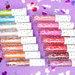 M·A·Cリップガラス新作「オー,スウィーティー リップカラー」全色レビュー!ポップかわいい15色が6/15限定発売!