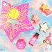 LUSH(ラッシュ)クリスマス限定ギフト「スターダスト」をご紹介!ピンクと星モチーフが詰まったセットにときめきが止まらない♡