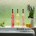 バブルバス《GLAD LIQUEUR BUBBLEBATH(グラッドリキュールバブルバス)》11月10日〜発売中!果実と花々をブレンドした豊かな3種の香りが登場
