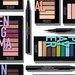 《レブロン(REVLON)》美しいグラデーションで印象的な目元を作る「カラーステイ ルックス ブック パレット」4/15限定発売に♡