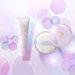 舞妓はん《化粧下地 N》《おしろい N》限定カラー「すみれ色」7/16限定発売!女性らしいあたたかみを与えながら、透明感あふれる艶肌に。