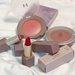 【ヒンス】適度なツヤが使いやすいリップ♡ムードインハンサーシアーで馴染みが良いのに華やかな唇に!