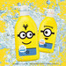 メリット×ミニオン《シャンプー&コンディショナー》《リンスのいらないシャンプー》《泡で出てくるシャンプーキッズ》スペシャルボトルが7/6〜発売中!