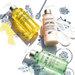 ロクシタン 新クレンジングシリーズ《センスレシピ》8/7〜発売中!気分や肌に合わせて選べる「ウォーター・ミルク・オイル」クレンジングを展開