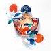 ゲラン《シャリマー スフル ドランジェ》12/1発売!オレンジの爽やかな香りがそよ風のように漂い、太陽のように光輝く女性らしい香り
