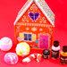 <LUSH(ラッシュ)2019クリスマス>お菓子のジンジャーブレッド ハウスで甘いバスタイムを♡