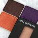 シュウ ウエムラのアイシャドウ「プレスド アイシャドー」全100色が6/19〜新登場!ツヤ感のあるテクスチャー《リキッドライクフォイル》全4色をレビュー
