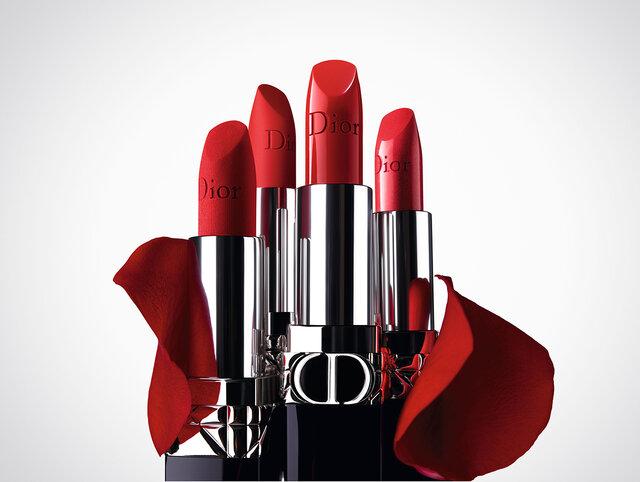 Dior 2021春コスメ《新 ルージュ ディオール》が誕生!《ディオール コントゥール》も同日発売