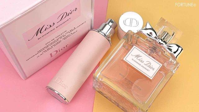 Dior 2021夏限定コフレ《ミス ディオール ブルーミング ブーケ(リフィラブル スプレー...